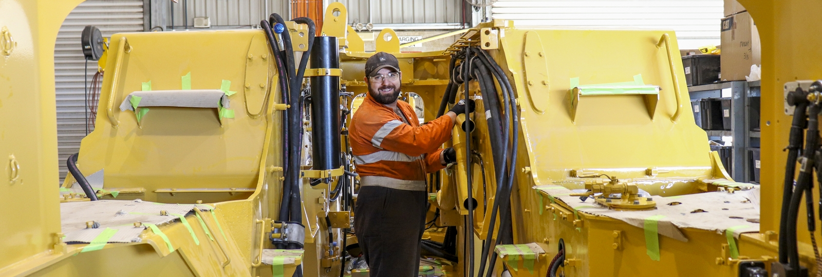 Murray Engineering Mechanical Workshop Kalgoorlie