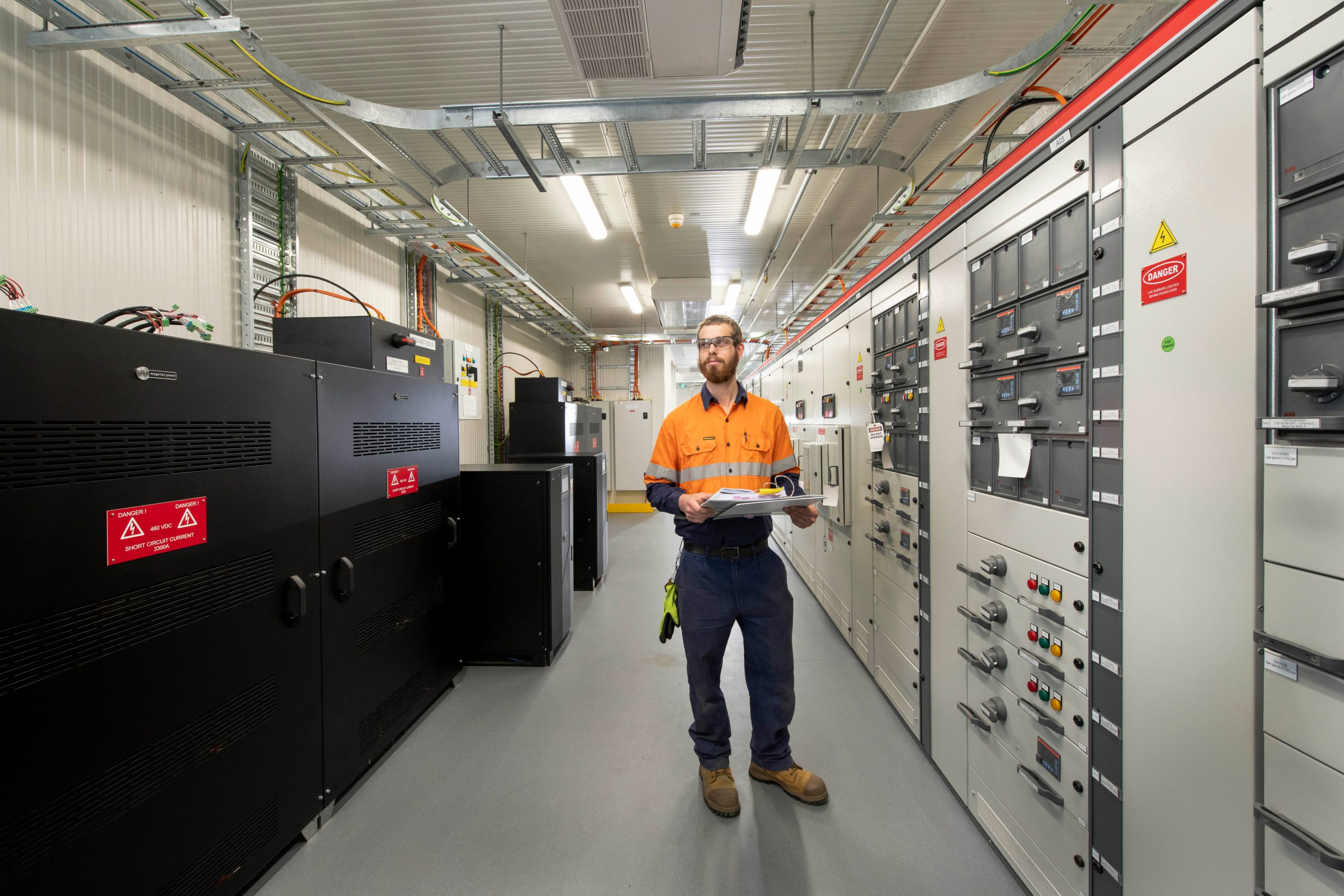 Murray Engineering Electrical Workshop- Transformers, Substations