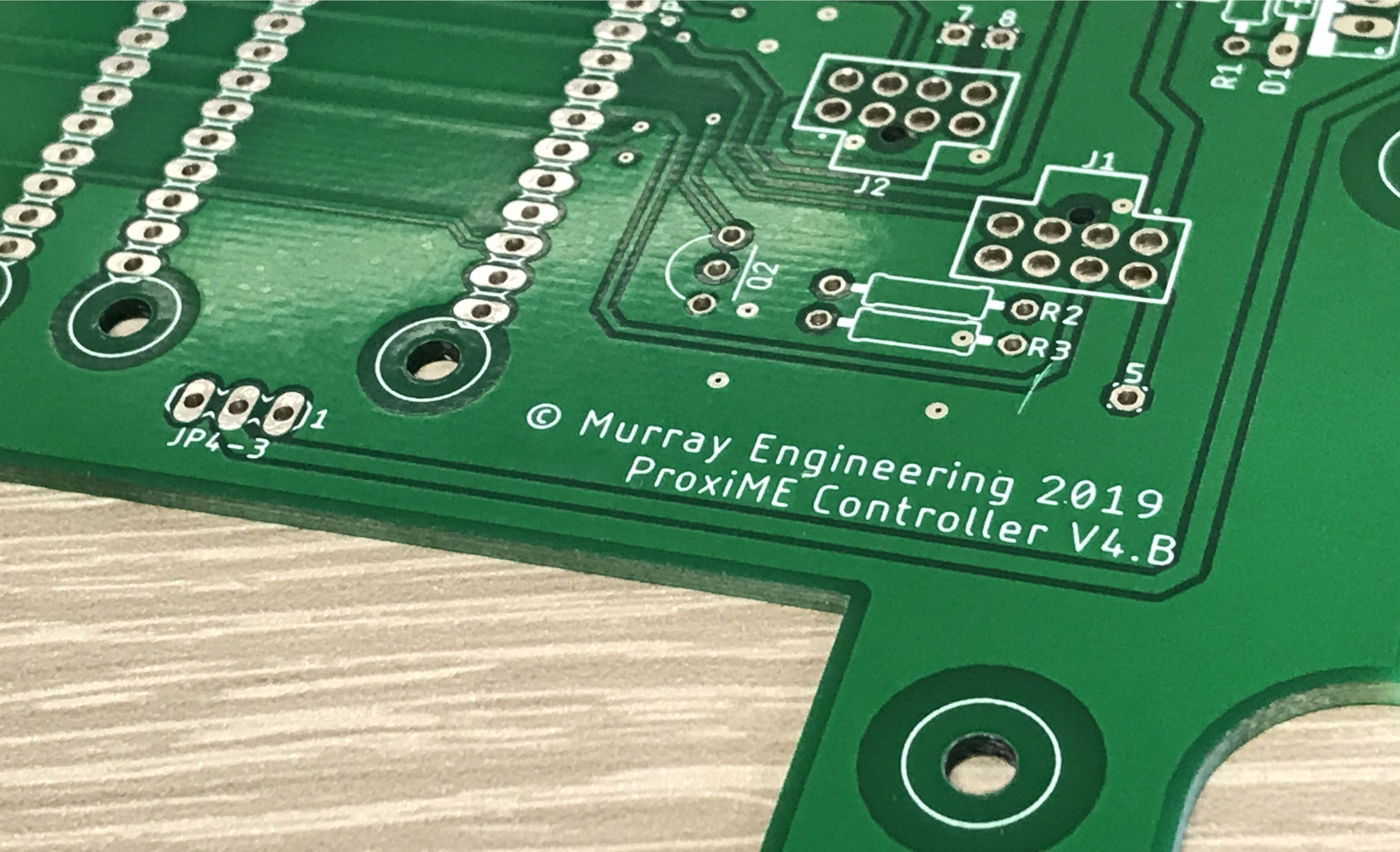 Murray Engineering PCBs- Manufactured In-House
