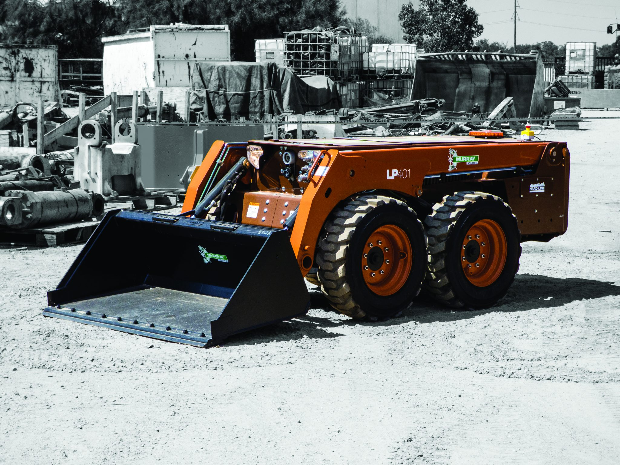 Had-Line LP401 Low Profile Loader