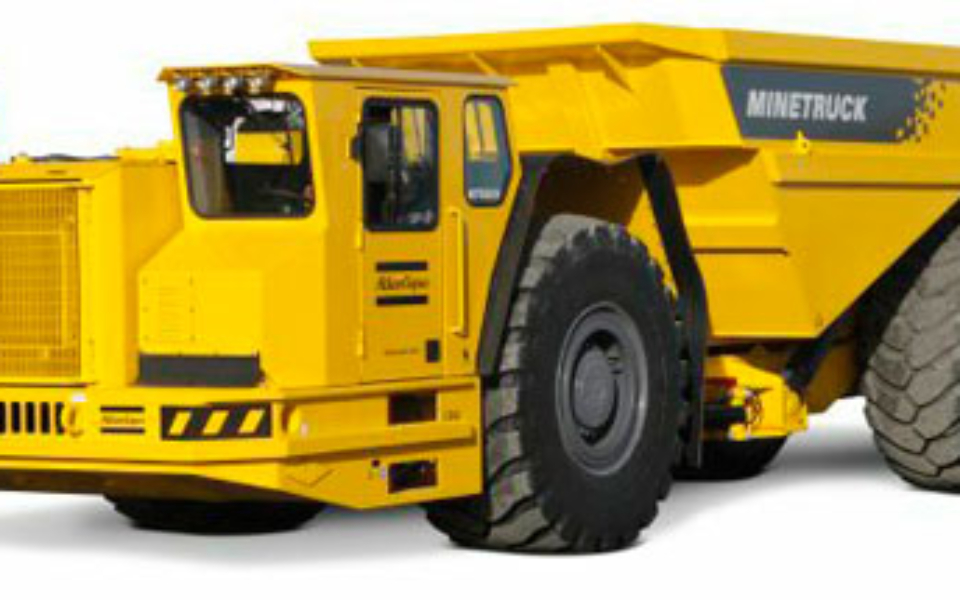 Atlas Copco MT6020 available to hire or buy through Murray Engineering. Suitable for underground or open pit mining