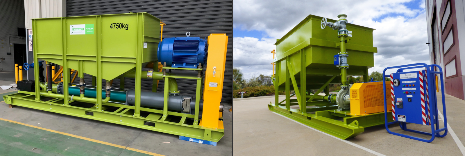 MEPS Dewatering Pumps for Underground or Open Pit Mining