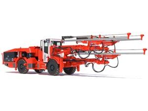 Sandvik DD420 For Hire through Murray Engineering