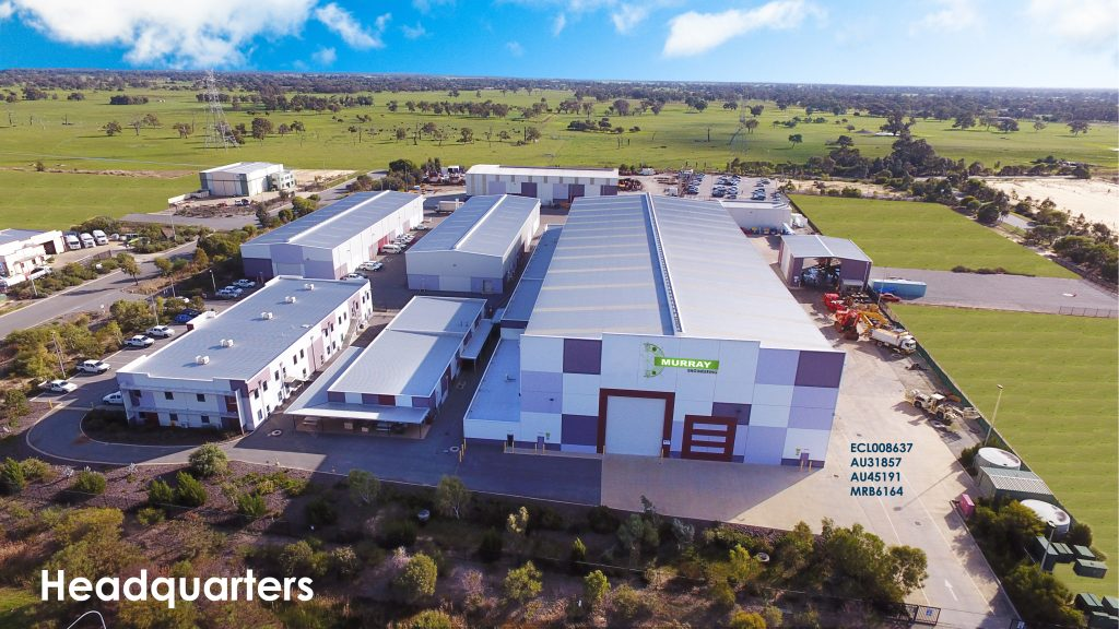 Murray Engineering Headquarters Pinjarra Western Australia- Contact Details for Pinjarra
