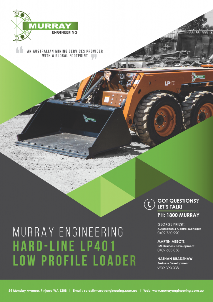 Murray Engineering distributed LP401
