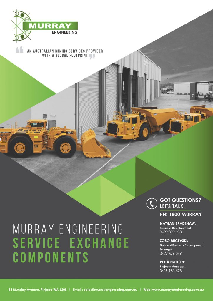 Murray Engineering Service Exchange Components Brochure