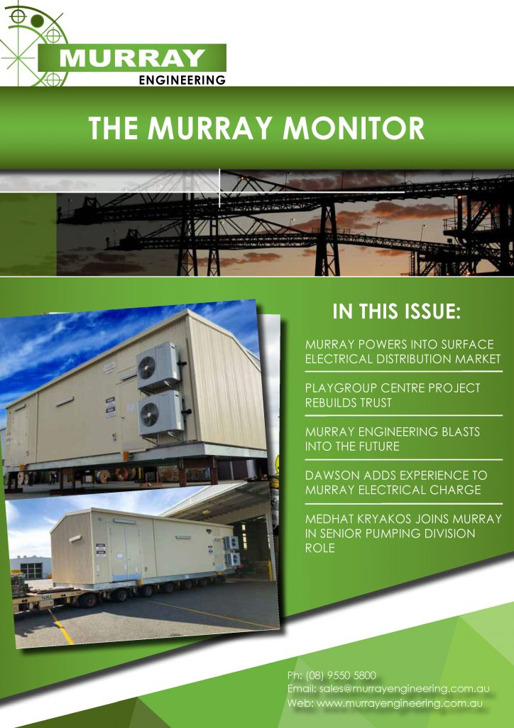 Murray Powers Into Surface Electrical Distribution Market