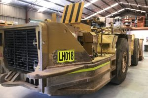 CAT 1700 LHD Loader for Sale or Hire