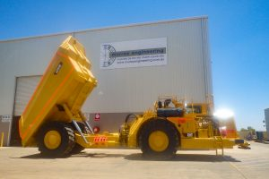 CAT AD55B Dump Truck For Hire