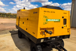 CompAir 900CFM Air Compressor For Hire