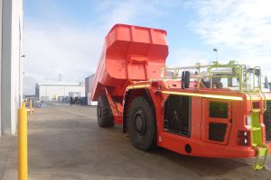 Sandvik TH663 Dump Truck For Hire