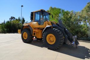 Volvo L120 Integrated Toolcarrier For Hire