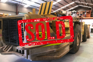 CAT 1700 LHD Loader for Sale or Hire - SOLD