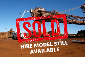 Mine Equipment Washer For Hire or Sale- SOLD