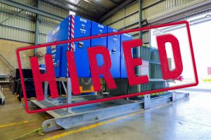 Hire Substation from Murray Engineering