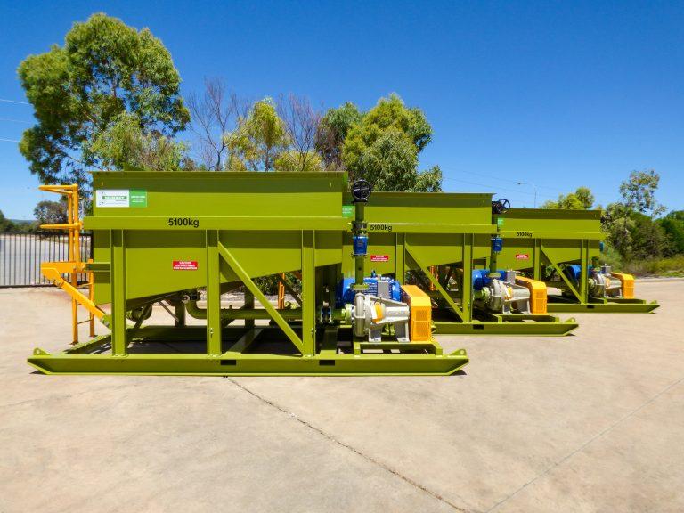 Murray Engineering Centrifugal Pump Sets
