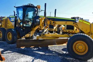CAT 12M Grader For Hire