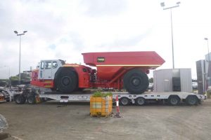 Sandvik TH663 Dump Truck For Hire or Sale