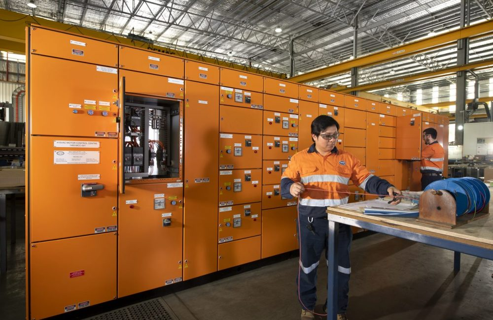 Switchboard- Electrical Services for Mining