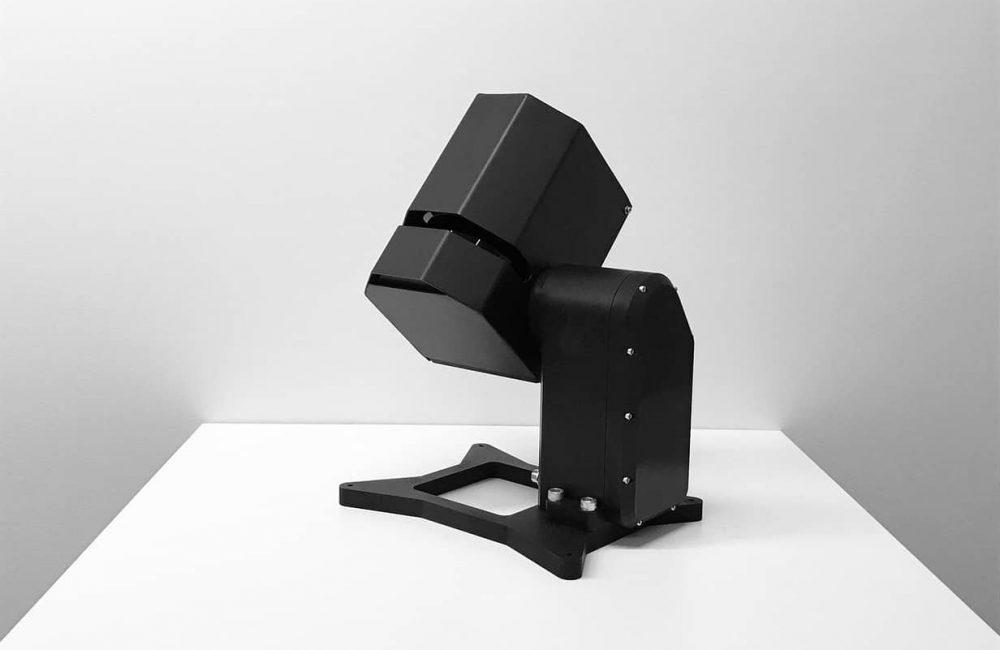 Murray Engineering OptiME 3D Shotcrete Optimizer machine mounts