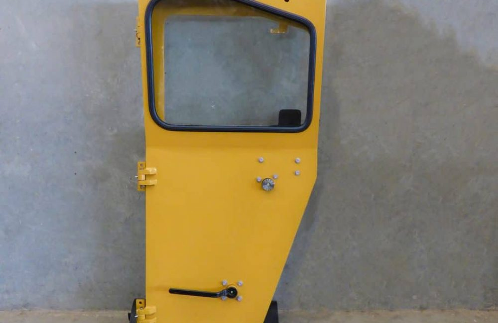 R1700-R2900G Replacement Cab Door Fabricated by Murray Engineering